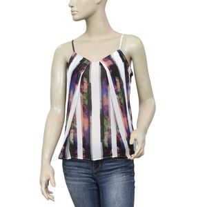 Silence + Noise Urban Outfitter Striped Top M